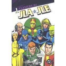 JLA / JLE Nº 1