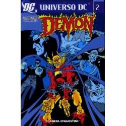 UNIVERSO DC: DEMON Nº 2