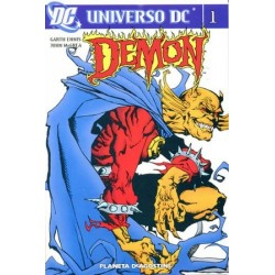 UNIVERSO DC: DEMON Nº 1