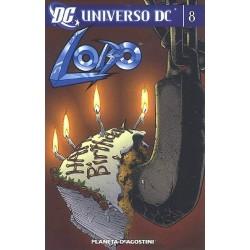 UNIVERSO DC: LOBO Nº 8