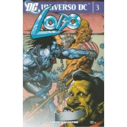 UNIVERSO DC: LOBO Nº 3