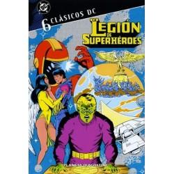 LA LEGIÓN DE SUPERHÉROES Nº 6