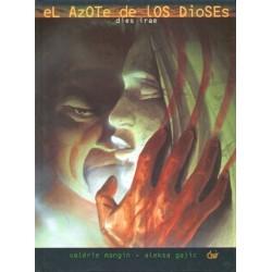 EL AZOTE DE LOS DIOSES Nº 2 DIES IRAE