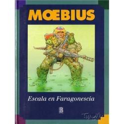 MOEBIUS Nº 3 ESCALA EN FARAGONESCIA