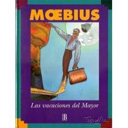 MOEBIUS Nº 4 LAS VACAIONES DEL MAYOR