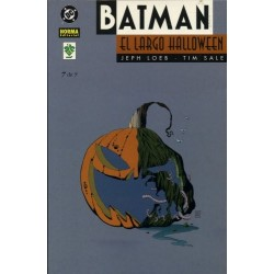 BATMAN: EL LARGO HALLOWEEN Nº 7
