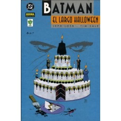 BATMAN: EL LARGO HALLOWEEN Nº 6
