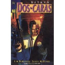 BATMAN / DOS CARAS: CRIMEN Y CASTIGO