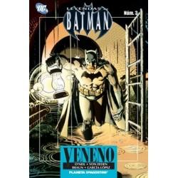 LEYENDAS DE BATMAN Nº 3 VENENO