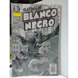 BATMAN: BLANCO Y NEGRO PACK Nº 1 Y 2