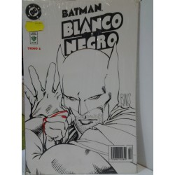 BATMAN: BLANCO Y NEGRO Nº 2