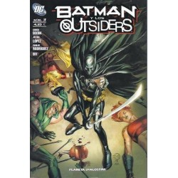 BATMAN Y LOS OUTSIDERS Nº 3