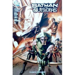 BATMAN Y LOS OUTSIDERS Nº 2