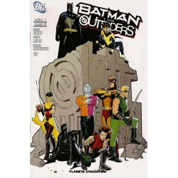 BATMAN Y LOS OUTSIDERS Nº 1