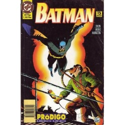 BATMAN: PRÓDIGO PACK Nº 1 Y 2