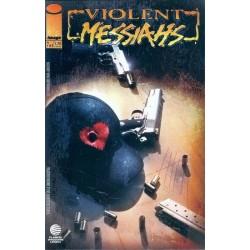 VIOLENT MESSIAHS Nº 8