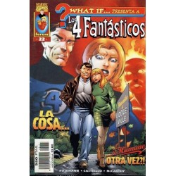 WHAT IF VOL.2 Nº 22 LOS 4 FANTASTICOS