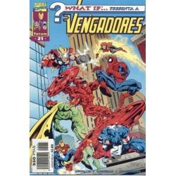 WHAT IF VOL.2 Nº 21 LOS VENGADORES
