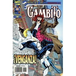 WHAT IF VOL.2 Nº 19 GAMBITO