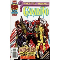 WHAT IF VOL.2 Nº 13 GAMBITO