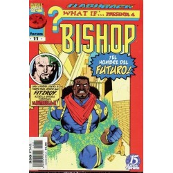 WHAT IF VOL.2 Nº 11 BISHOP