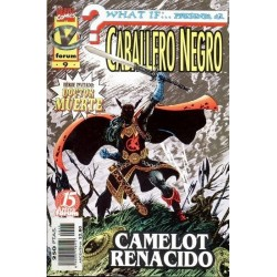 WHAT IF VOL.2 Nº 9 CABALLERO NEGRO
