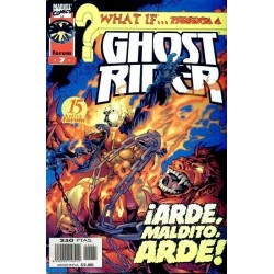 WHAT IF VOL.2 Nº 7 GHOST RIDER