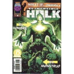 WHAT IF VOL.2 Nº 4 HULK