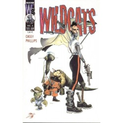 WILDCATS VOL.3 Nº 11