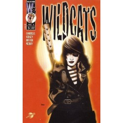 WILDCATS VOL.3 Nº 5