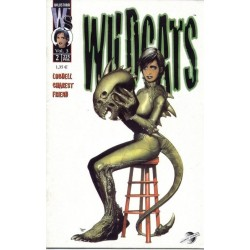 WILDCATS VOL.3 Nº 2