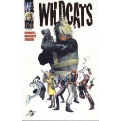 WILDCATS VOL.3 Nº 1