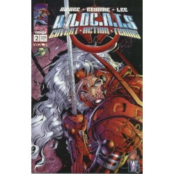 WILDCATS VOL.2 Nº 3