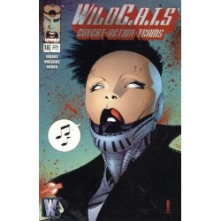 WILDCATS VOL.1 Nº 18