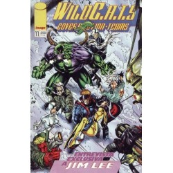 WILDCATS VOL.1 Nº 11