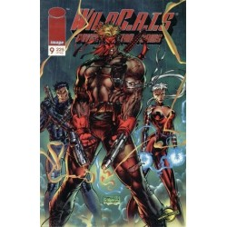 WILDCATS VOL.1 Nº 9