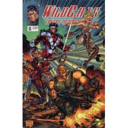 WILDCATS VOL.1 Nº 8