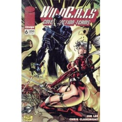 WILDCATS VOL.1 Nº 6