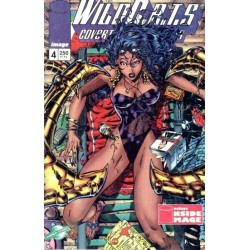 WILDCATS VOL.1 Nº 4