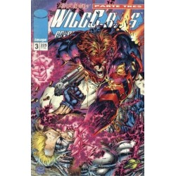 WILDCATS VOL.1 Nº 3