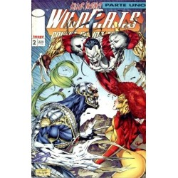 WILDCATS VOL.1 Nº 2