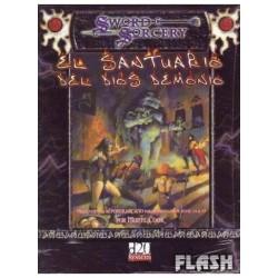 SWORD SORCERY: EL SANTUARIO DEL DIOS DEMONIO