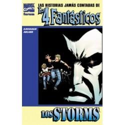 LAS HISTORIAS JAMÁS CONTADAS DE LOS 4 FANTÁSTICOS Nº 3 LOS STORMS
