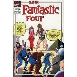 FANTASTIC FOUR CLASSIC Nº 10