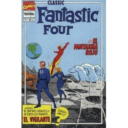 FANTASTIC FOUR CLASSIC Nº 7