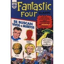 FANTASTIC FOUR CLASSIC Nº 4