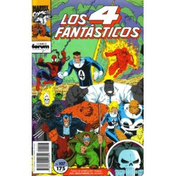 LOS 4 FANTÁSTICOS Nº 107