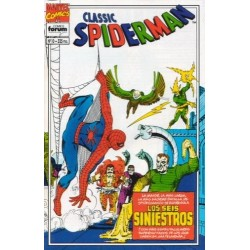 SPIDERMAN CLASSIC Nº 10