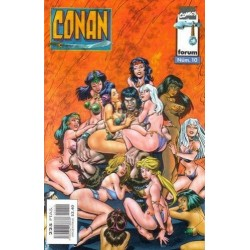 CONAN COLOR Nº 10