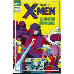 CLASSIC X-MEN VOL.2 Nº 8